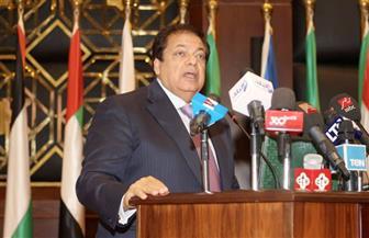 """أبو العينين: """"الحرير"""" طريق مصر لتصبح مركزا للتصدير لأكثر من 70 دولة"""