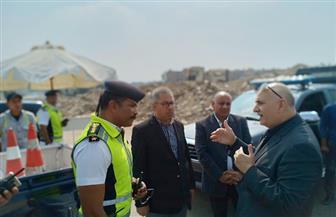 مدير أمن القاهرة يتفقد الخدمات الأمنية ومحاور وميادين العاصمة | صور