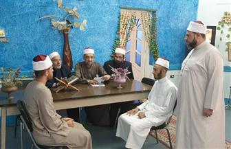 """وكيل """"أوقاف السويس"""" يتابع اختبارات عضوية المقرأة والمدارس القرآنية"""