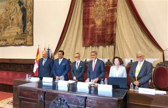 عبد الغفار يستعرض رؤية مصر لتطوير التعليم بمؤتمر التقاليد الجامعية بإسبانيا