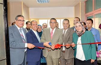 """افتتاح وحدة العلاج التلطيفي بقسم """"الأورام والطب النووي"""" بمستشفى جامعة المنصورة"""