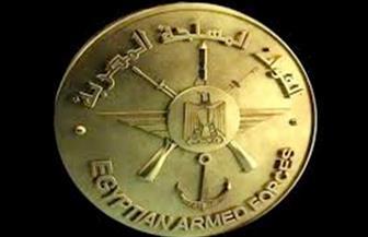 """القوات المسلحة تكرم الفائزين بالمسابقة الأدبية الثامنة """"أكتوبر بطولة شعب"""""""