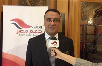 صلاح حسب الله: ائتلاف دعم مصر يقدم نموذجا للديمقراطية | صور