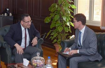 محافظ الإسكندرية يستقبل قنصل عام إسبانيا لبحث توطيد العلاقات بين الجانبين | صور