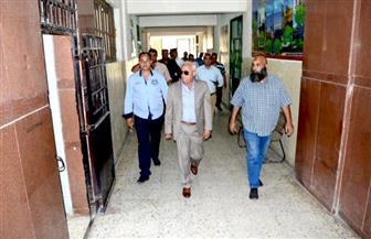 محافظ بورسعيد يوجه بسداد مصروفات الطلاب غير القادرين | صور