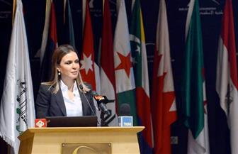 """سحر نصر تستعرض ما قامت به """"الاستثمار"""" لتحقيق التنمية المستدامة في مجال تمكين المرأة"""