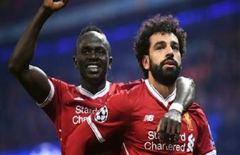 محمد صلاح ومانى يقودان هجوم ليفربول أمام باريس سان جيرمان فى دورى أبطال أوروبا