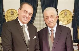طارق شوقي يكشف الإستراتيجية الجديدة للتعليم مع الإعلامى شريف عبدالوهاب غدا