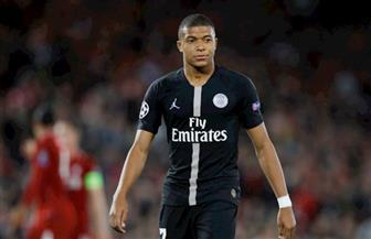 مبابى يقود هجوم باريس سان جيرمان في مواجهة مانشستر يونايتد بدوري أبطال أوروبا