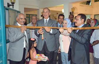محافظ البحر الأحمر يفتتح أول معرض للكتاب في قصر ثقافة الغردقة | صور