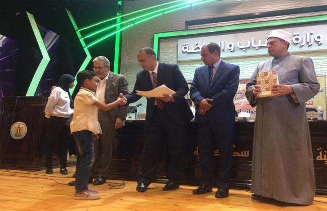 بالصور.. الاسكندرية تكرم الفائزين بمسابقة مؤسسة أجاويد الخيرية للقرآن الكريم