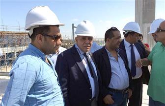النائب أحمد على يشارك لجنة الإسكان تفقد المرحلة الأولى بالعلمين الجديدة | صور