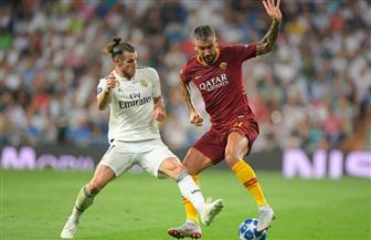 ريال مدريد يفوز على روما بثلاثية في دوري أبطال أوروبا | صور وفيديو