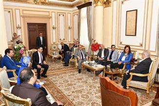 """اتفاقية بين جامعة القاهرة و""""الوحدة الاقتصادية"""" لدعم الاقتصاد الرقمي بالدول العربية   صور"""