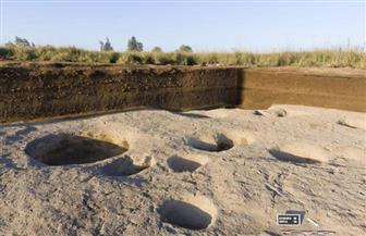 كشف أثري فريد.. العثور على إحدى أقدم قرى العصر الحجري الحديث بالدلتا