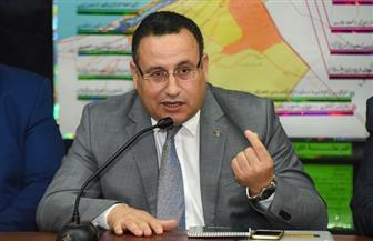 محافظ الإسكندرية يناقش مشروع تنفيذ المرافق لـ ٤٨ عمارة سكنية