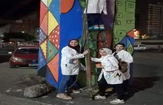 رئيس جامعة عين شمس يتفقد سير العمل بالعباسية |صور