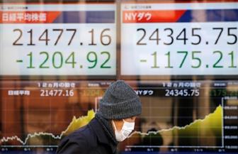 """""""نيكي"""" يرتفع 0.34% في بداية التعامل ببورصة طوكيو"""