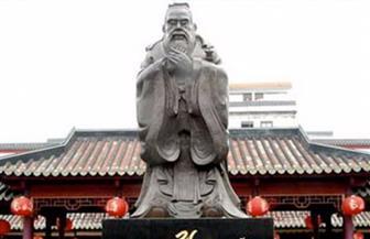 الصين تزيح الستار عن أطول تمثال لكونفوشيوس في العالم بعيد الخريف