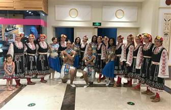 المعهد العالي للباليه يتألق في الأسبوع العالمي للفنون الشعبية بالصين | صور