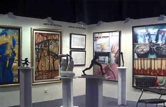 """انطلاق معرض """"بيروت آرت فير"""" بمشاركة عربية ودولية واسعة"""