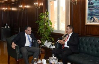 محافظ الإسكندرية يستقبل قنصل فلسطين لبحث سبل توطيد العلاقات