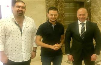 """المنشد مصطفى عاطف يتعاقد لتقديم برنامج جديد على """"الحياة"""""""