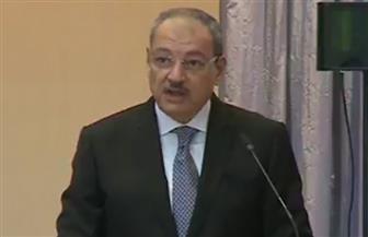 النائب العام: مصر لديها خبرة كبيرة في مواجهة الإرهاب وتمويلاته