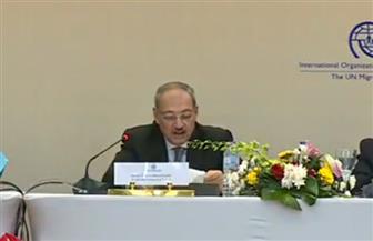 صادق: النيابة العامة مستعدة للتعاون المشترك لمكافحة الجريمة المنظمة