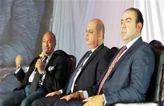 رئيس تنمية التجارة الداخلية: إنشاء 54 منطقة لوجستية لزيادة حجم التجارة في المحافظات | صور