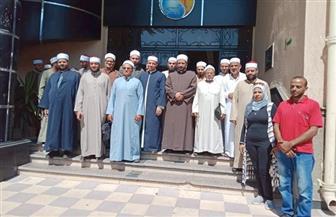 """زيارة ميدانية لأئمة الإسكندرية لـ""""شركة المياه"""" للتوعية بترشيدها"""