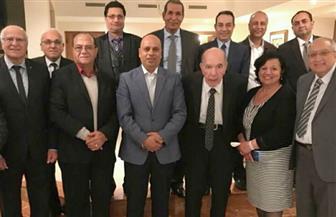 القنصل العام في سيدني يستقبل أعضاء مجلس إدارة جمعية أبناء الصعيد