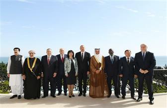 وكيل البرلمان: الرئيس الأذربيجاني أكد تطلعه لتنمية العلاقات مع مصر| صور