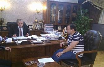 """عضو """"المصريين الأحرار"""" يلتقي وزير التموين لوضع حلول أزمة رغيف العيش بملوى"""