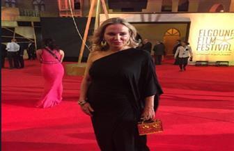 """منى زكى وشيرين رضا: سعداء بالتواجد في الجونة.. وليلى علوى: أتمنى السينما ترجع أحسن من """"الأبيض والأسود"""""""