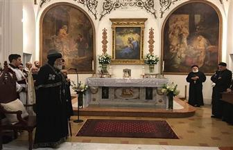 البابا تواضروس يزور الكنيسة التي تم شراؤها من الكاثوليك بمانهاتن | صور