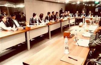 سفير سنغافورة يترأس الاجتماع الشهري للسفراء الآسيويين في مصر