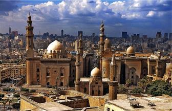 """احتفالا بالعيد القومي للعاصمة.. عبد العال يؤدي صلاة الجمعة في """"السلطان حسن"""""""
