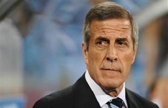 الاتحاد الأوروجوياني يمدد عقد تابريز حتى مونديال 2022