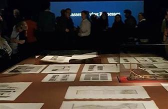 معرض للآثار واللوحات التاريخية المصرية بالمتحف النرويجي للتاريخ الثقافي | صور