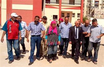 الغضبان يقرر إلحاق مدرسة محمد السيد على بورسعيد الرسمية