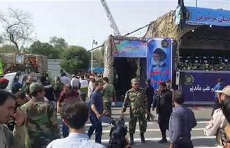 وكالة إيرانية: 9 عسكريين ضحية الهجوم على العرض العسكري