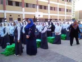 بدء الفصل الدراسي الثاني في 274 مدرسة بكفرالشيخ غدا السبت