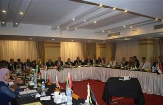 انطلاق فعاليات اجتماع المهارات البشرية بالموانئ البحرية العربي