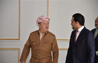 بارزاني والحلبوسي يؤكدان ضرورة حسم الاستحقاقات العراقية في موعدها