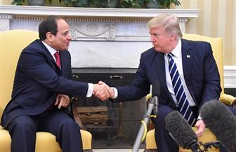 هيئة الاستعلامات: زيارة الرئيس لأمريكا شهدت مناخا جديدا.. وفتحت آفاقا كبيرة في العلاقات بين البلدين