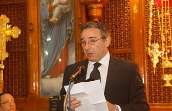 سفير مصر في الأردن: مشاركة مصر بالمعرض الدولي للكتاب ترجمة لتعزيز أواصر العلاقات الثقافية والشعبية