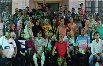 افتتاح المعسكر الثاني لشباب الزراعيين بمطروح