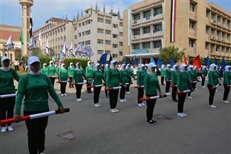 """جامعة الزقازيق تنظم حفلا لاستقبال الطلاب تحت شعار """"إزاي تبني بكرة"""""""