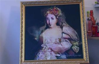 بريشة إنسان آلي.. لوحة لرامبرانت في دار كريستيز للمزادات